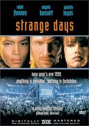 Strange Days Poster