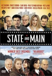 State and Main Poster