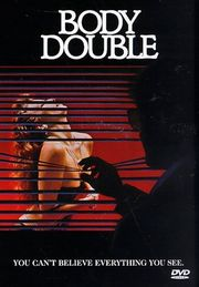 Body Double Poster