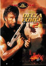 Delta Force 2: The Colombian Connection Poster