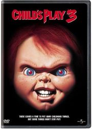 Child&#039;s Play 3 Poster