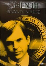 Omen III: The Final Conflict Poster