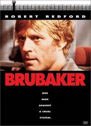 Brubaker Poster