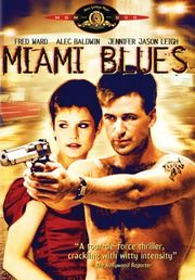Miami Blues Poster
