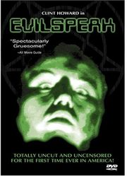 Evilspeak Poster