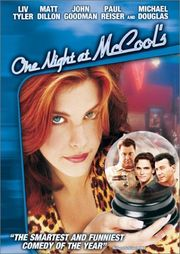 One Night at McCool&#039;s Poster