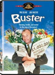Buster poster Phil Collins Buster Edwards