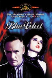 Blue Velvet Poster