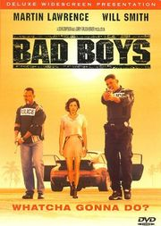 Bad Boys Poster