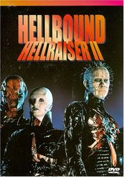 Hellbound: Hellraiser II Poster