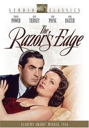 The Razor&#039;s Edge Poster