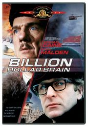 Billion Dollar Brain Poster