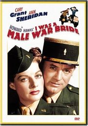 I Was a Male War Bride Poster