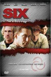 Six: The Mark Unleashed Poster
