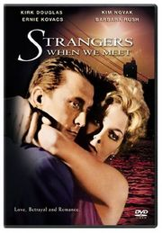Strangers When We Meet Poster
