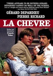 La Chevre (The Goat) (Knock on Wood) film poster