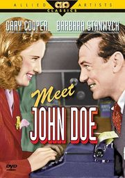 Meet John Doe Poster