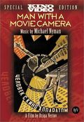 Chelovek s kino-apparatom (Man with a Movie Camera) poster & wallpaper