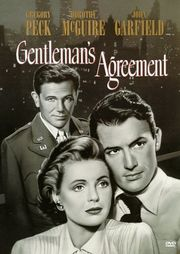 Gentleman&#039;s Agreement Poster