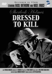 Dressed to Kill Poster
