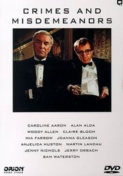 Crimes and Misdemeanors Poster