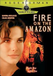 Fire On The Amazon (Lost Paradise) movie poster