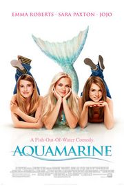 Aquamarine Poster
