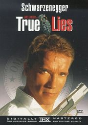 True Lies Poster