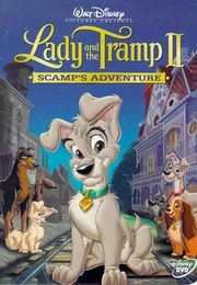 Lady and the Tramp II: Scamp&#039;s Adventure Poster