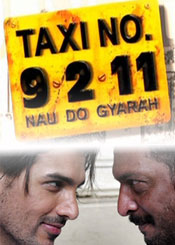 Taxi Number 9211