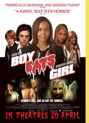 Boy Eats Girl Poster