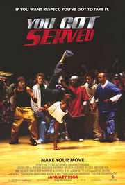 You Got Served film poster