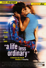 A Life Less Ordinary Poster