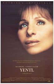 Yentl Poster