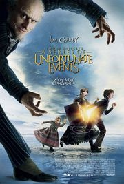 Lemony Snicket&#039;s A Series of Unfortunate Events Poster