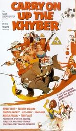 Carry On... Up the Khyber Poster