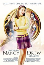 Nancy Drew Poster