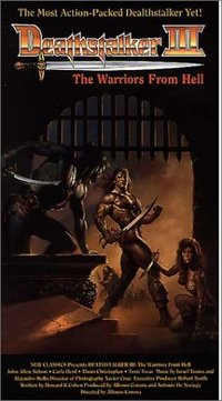Deathstalker and the Warriors from Hell (Deathstalker 3)