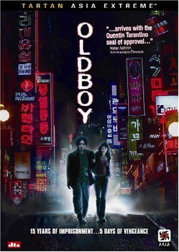 Poster del film Old Boy