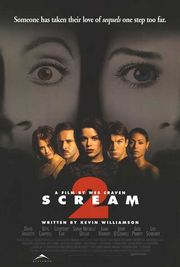 Scream 2 Poster