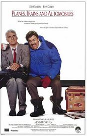Planes, Trains & Automobiles Poster
