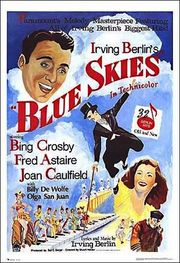 Blue Skies Poster