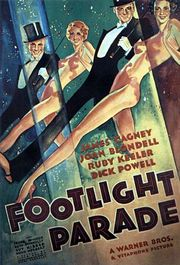 Footlight Parade Poster