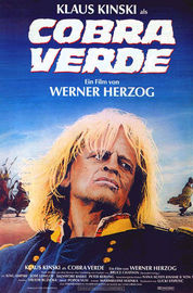 Cobra Verde Poster