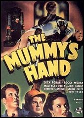 The Mummy&#039;s Hand Poster