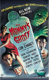 The Mummy&#039;s Ghost Poster