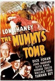 The Mummy&#039;s Tomb Poster