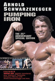 Pumping Iron Poster