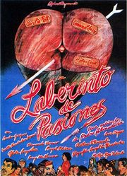 Labyrinth of Passion Poster