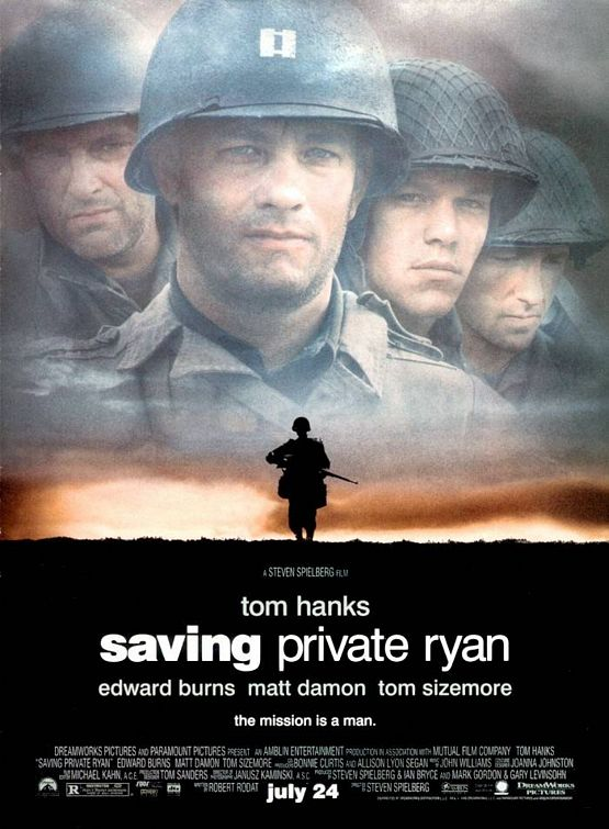 Saving Private Ryan Cover